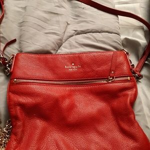 Kate Spade crossbody leather purse